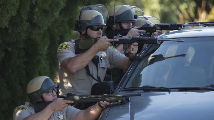 Terrorism in San Bernardino
