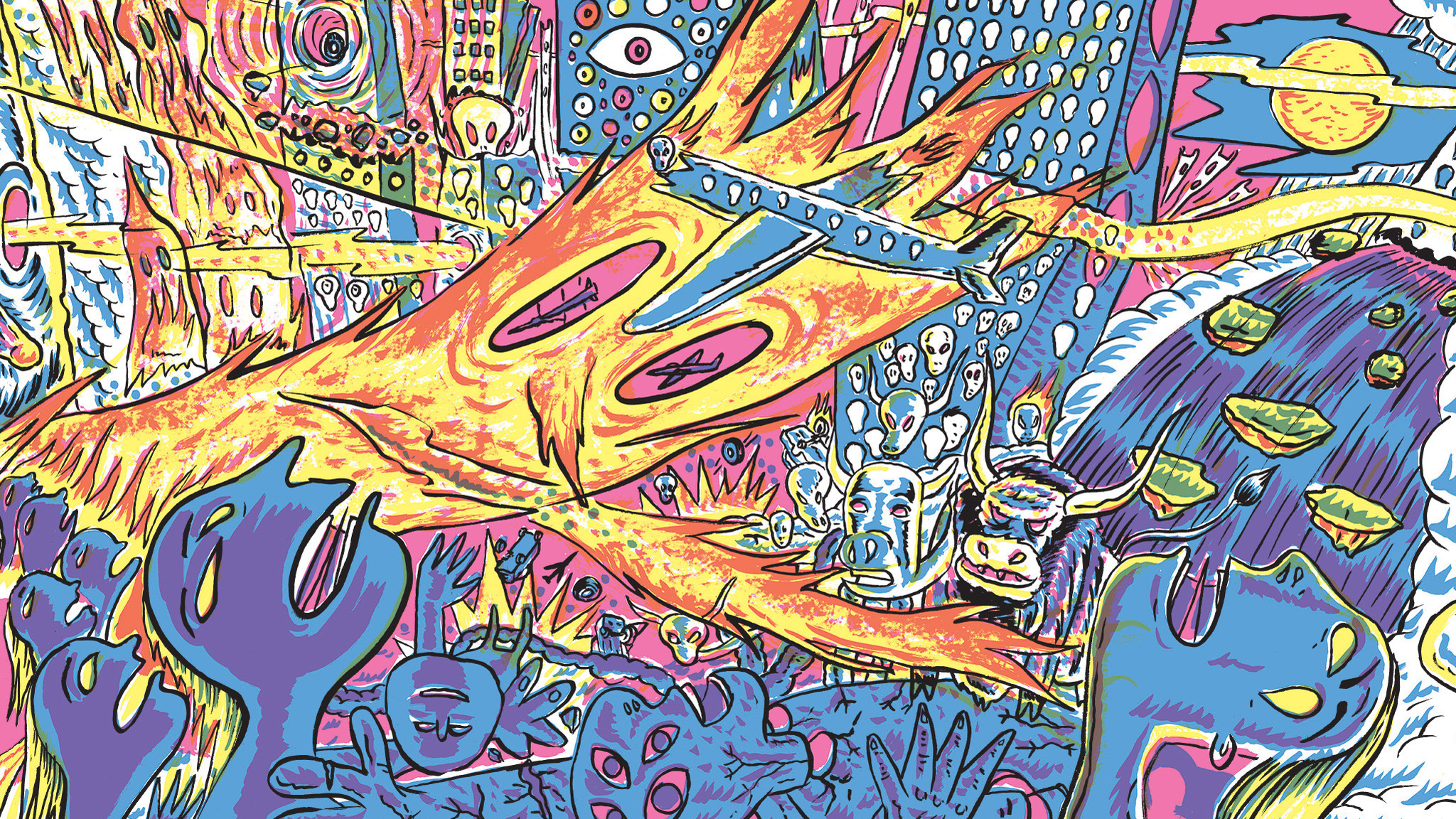 five comics artists to watch from 2015 s best american comics
