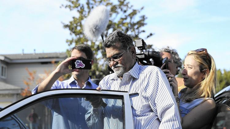 Farook's father in Corona (Marcus Yam / Los Angeles Times)