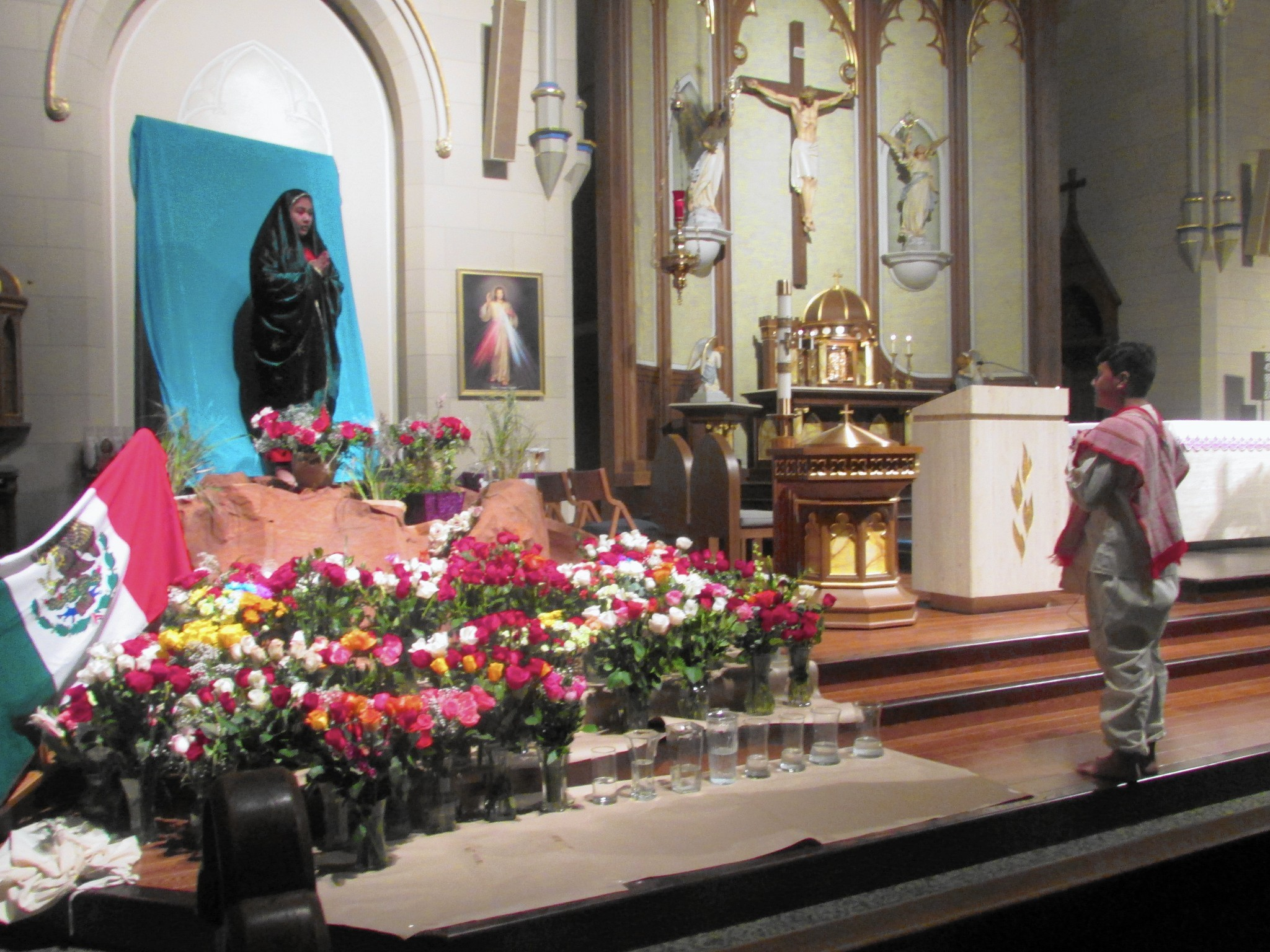 the significance of nuestra senora de guadalupe in mexico Parroquia de nuestra señora de guadalupe is a religious organization located in salamanca, mexico view phone number, employees, products, revenue, and more.