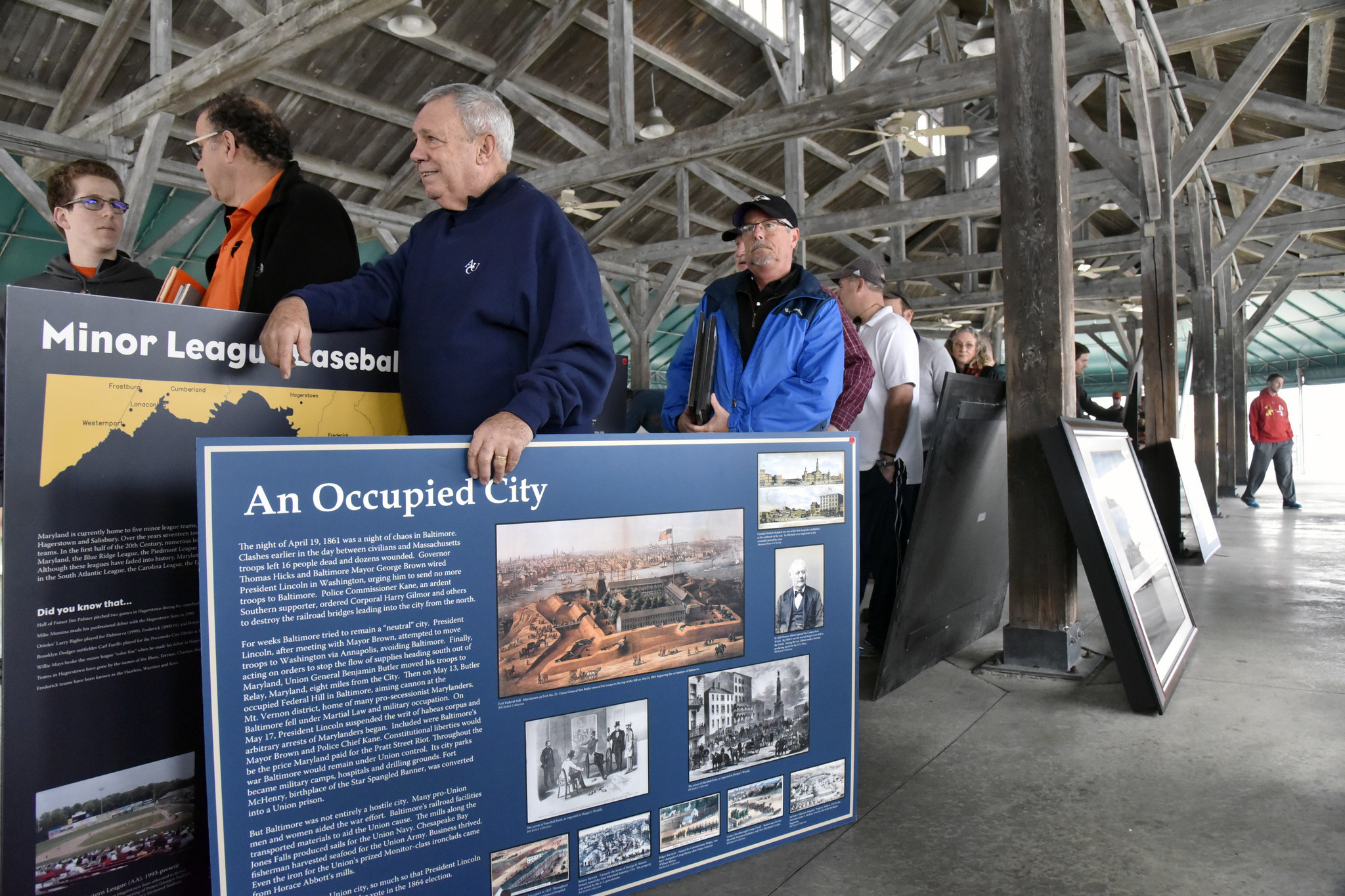 closed sports museum s thousands for new space baltimore sun