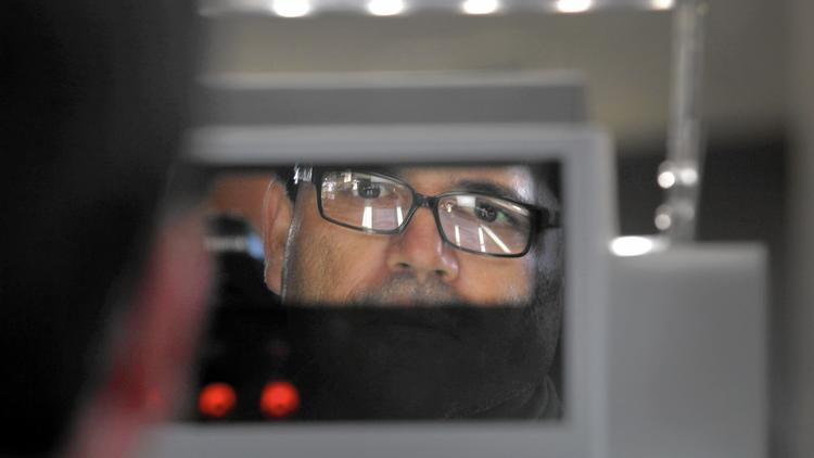 Otay Mesa port of entry tests new biometric systems