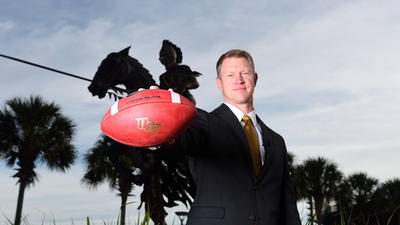 Getting to know new UCF football coach Scott Frost