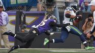 Seahawks 35, Ravens 6