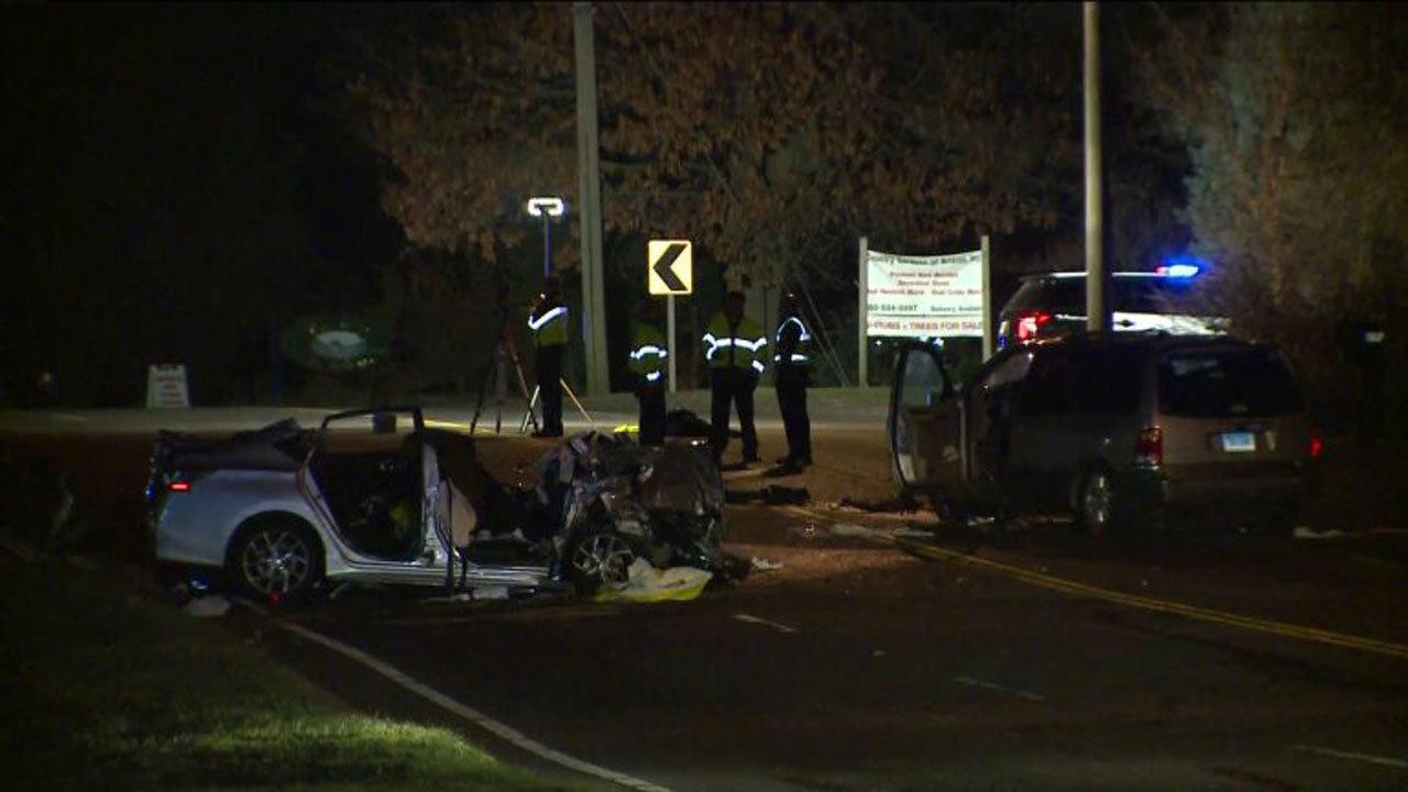 Fatal Car Accident Southington Ct