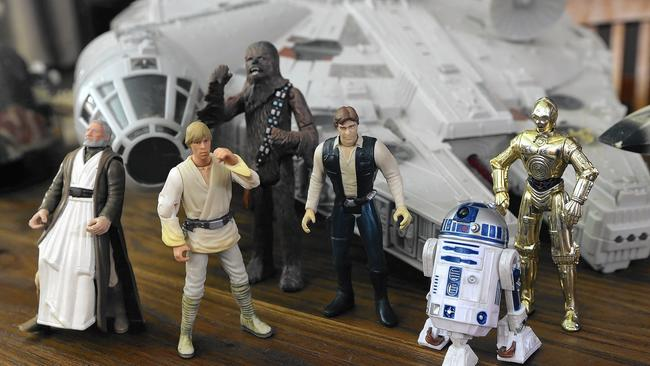 Image result for star wars collectibles