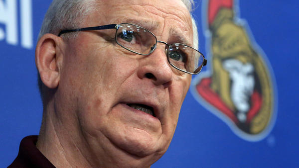 Bryan Murray Continues To Oversee Ottawa Senators While Battling Cancer