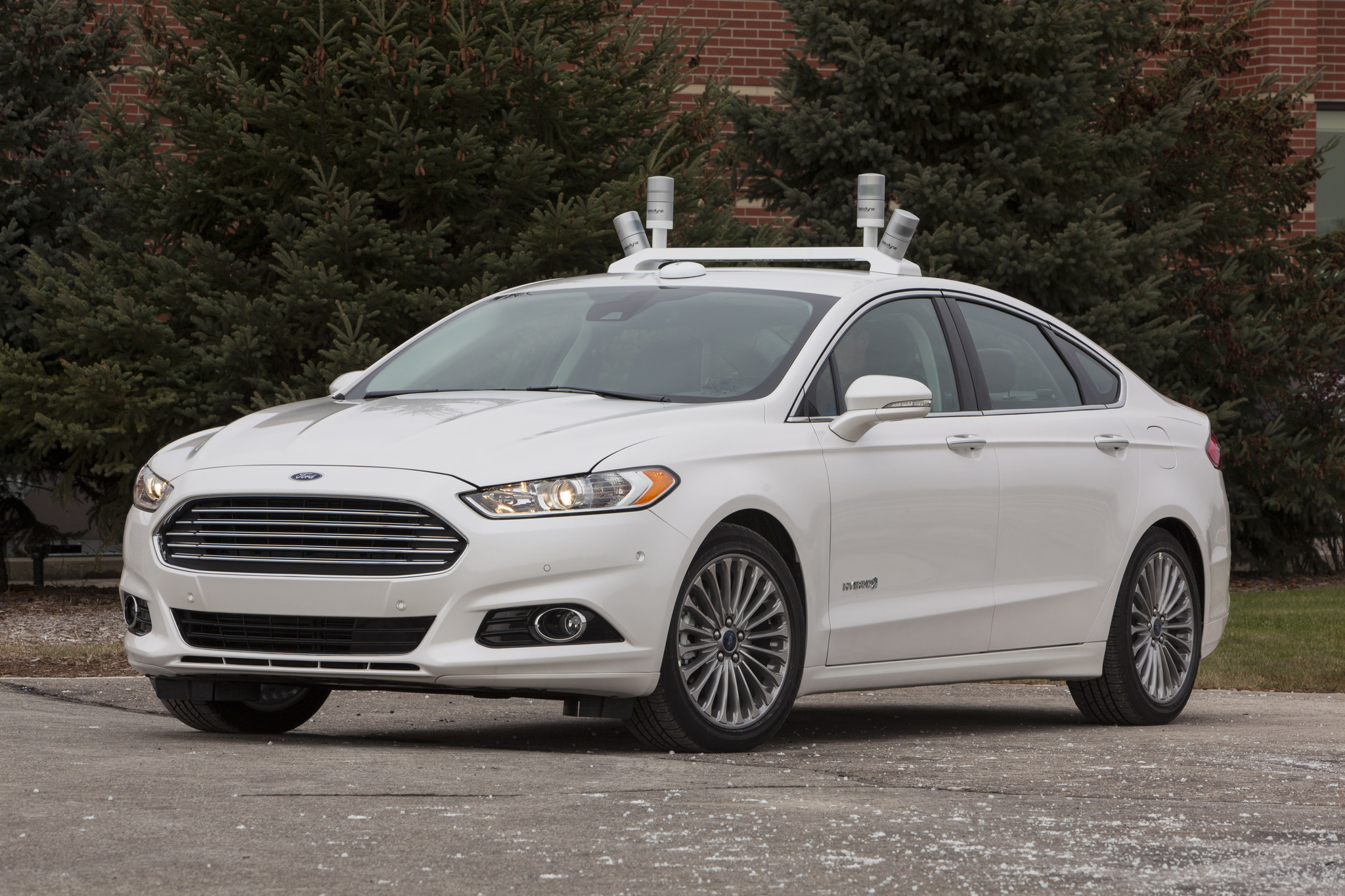 Uber Vehicle List >> Ford driverless car to hit California roads - LA Times