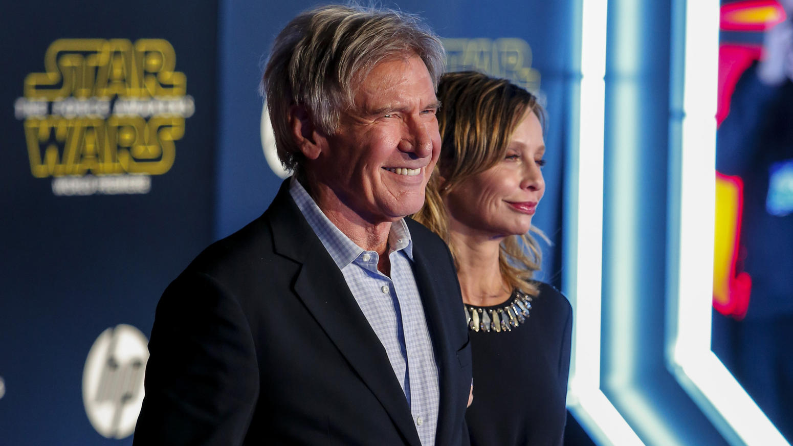 'Star Wars: The Force Awakens' arrivals