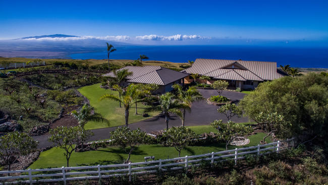 Terry Bradshaw house in North Kohala