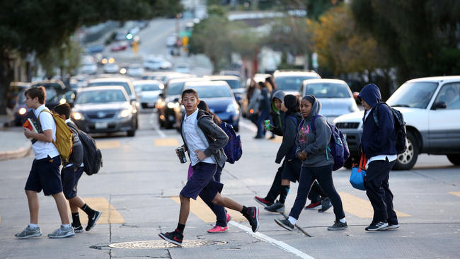 L.A. Unified schools closed due to 'credible threat' of violence