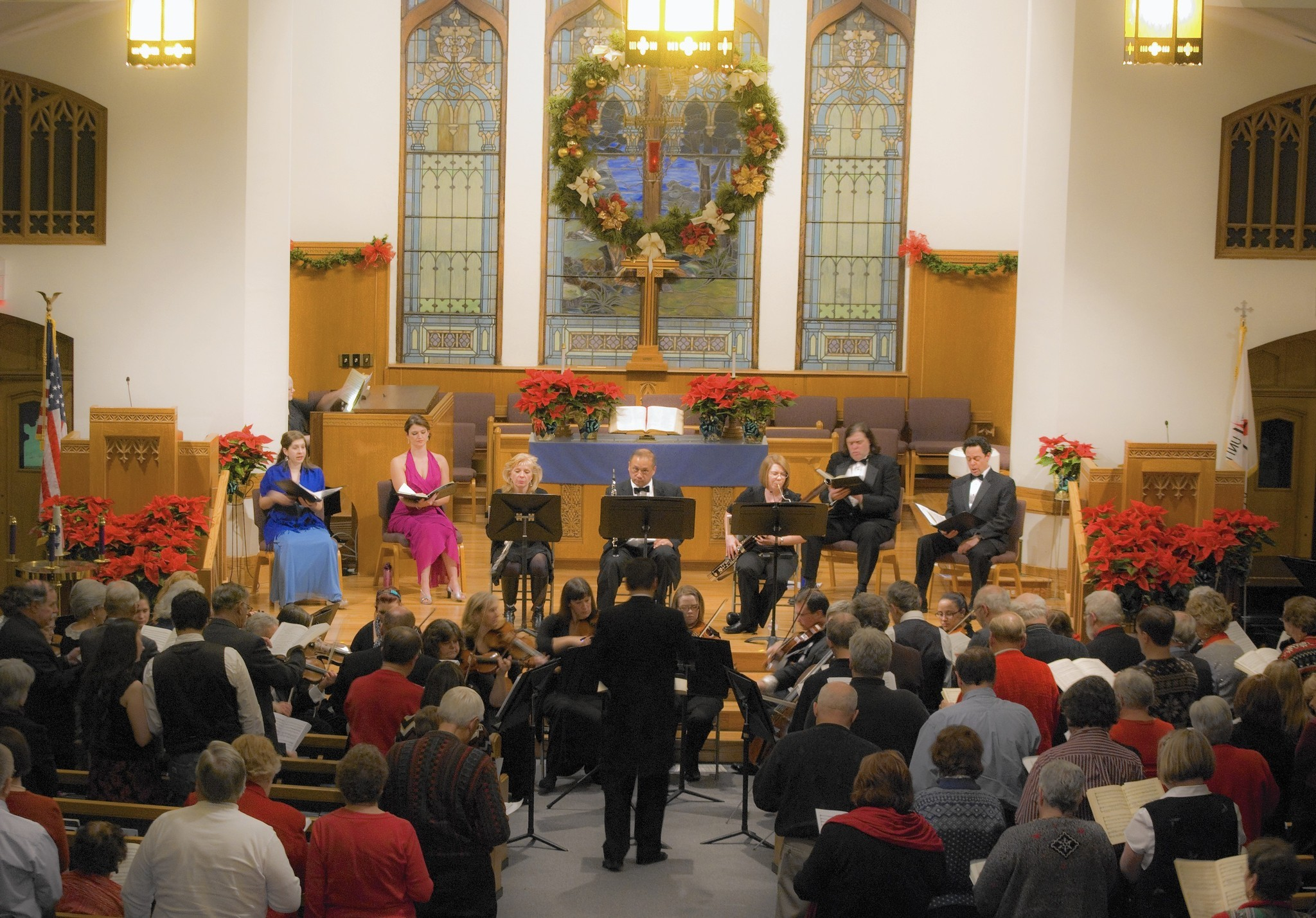 Public invited to sing messiah along with chorus orchestra lake public invited to sing messiah along with chorus orchestra lake county news sun solutioingenieria Gallery