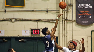 PICTURES: Pocono Mountain West at Allentown Central Catholic boys basketball