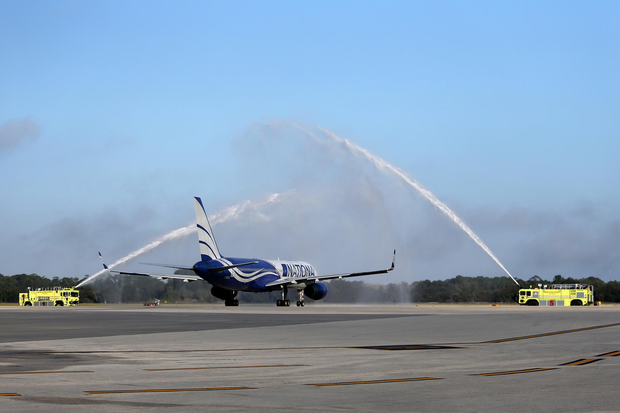 National airlines ahora volar desde sanford hasta san juan de puerto rico el sentinel - Volar a puerto rico ...