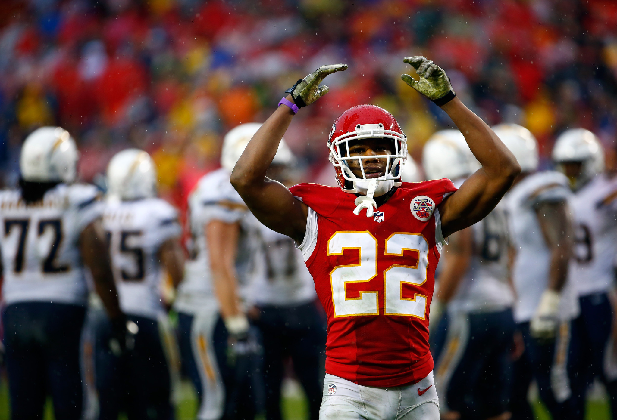 Marcus Peters A Ravens Draft Target In 2015 Excels With
