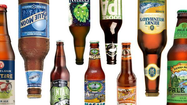 Craft vs conglomerate do you know where your beer is for Craft beer vs microbrew