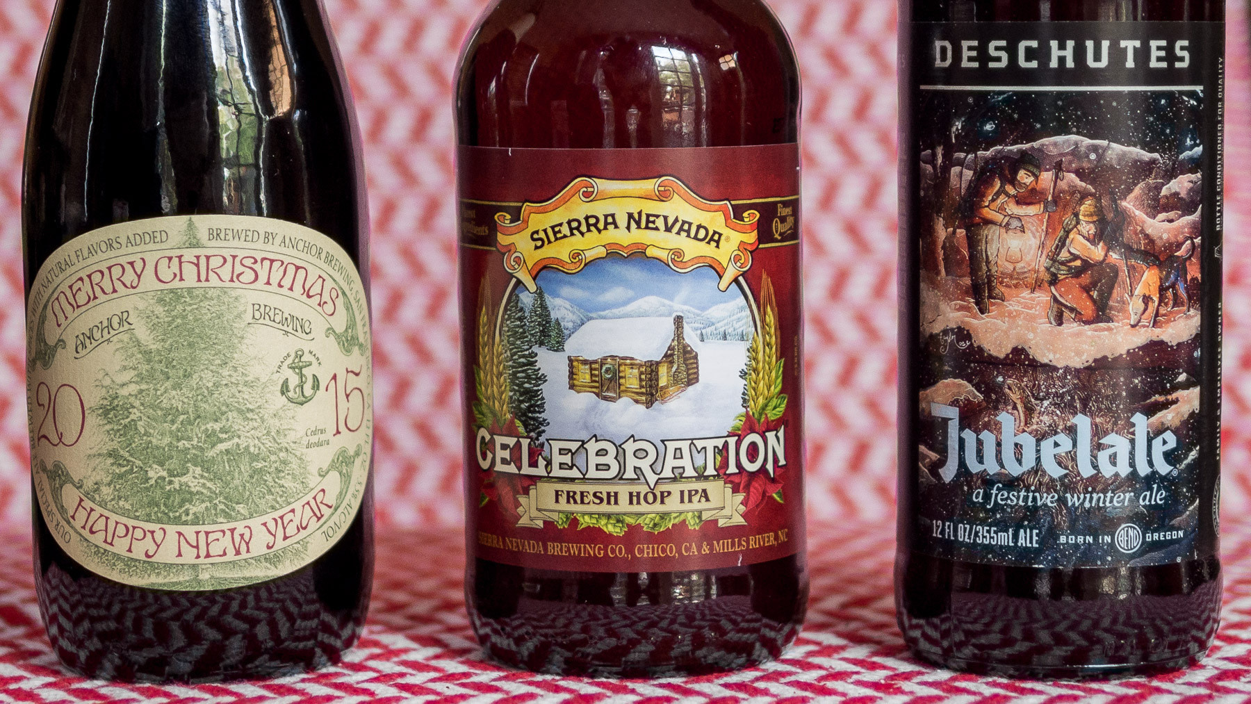 Craft Beers Certain Times Of The Year