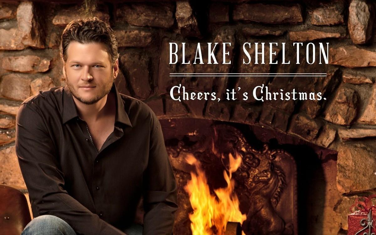 free blake shelton cheers its christmas album sun sentinel - Blake Shelton Christmas Album