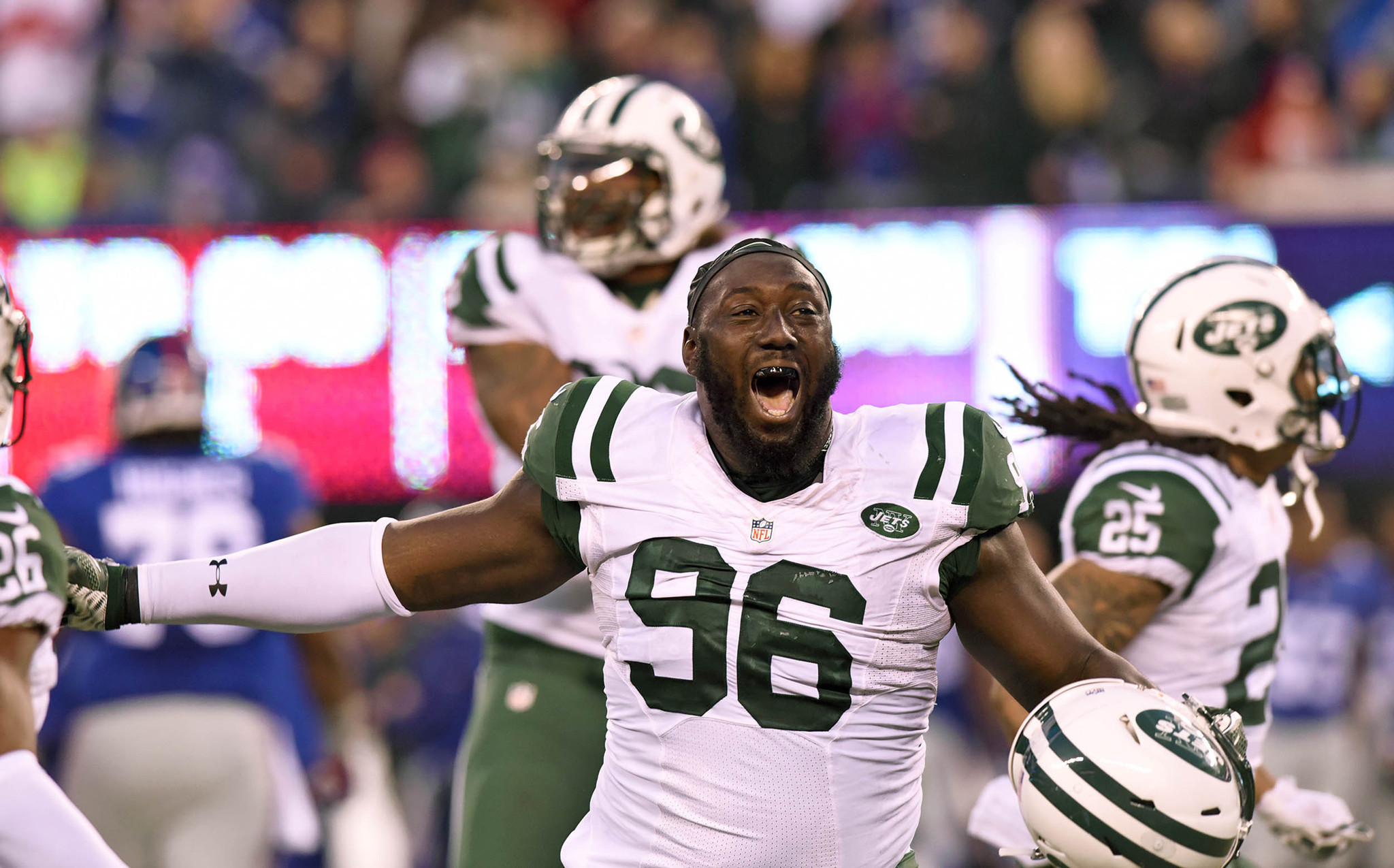 Could the Bears tar Muhammad Wilkerson Chicago Tribune