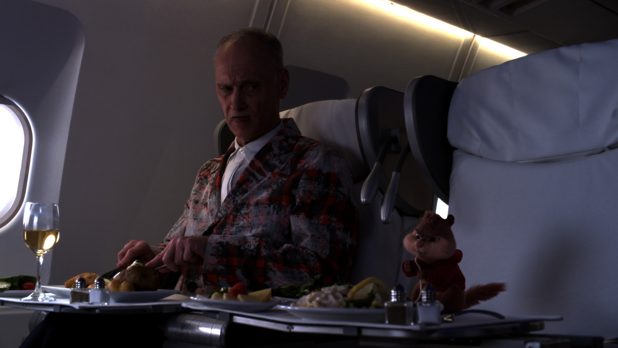 John Waters has a cameo in latest \'Alvin and the Chipmunks\' movie ...
