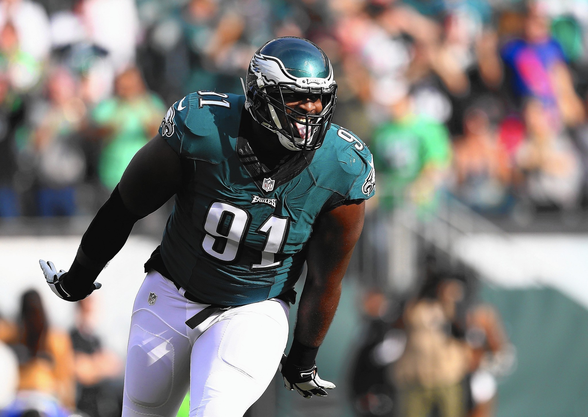 Eagles Defensive Lineman Fletcher Cox Has Earned Praise