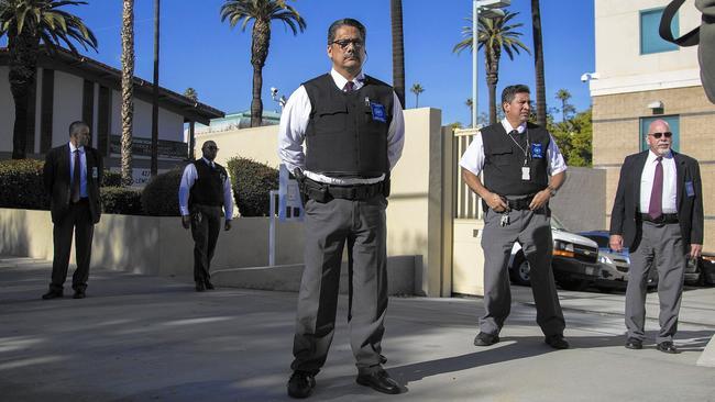 Enriquez Marquez is transported to Riverside County court
