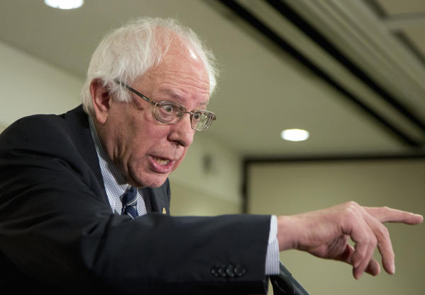 Fallout from data breach threatens Bernie Sanders' campaign