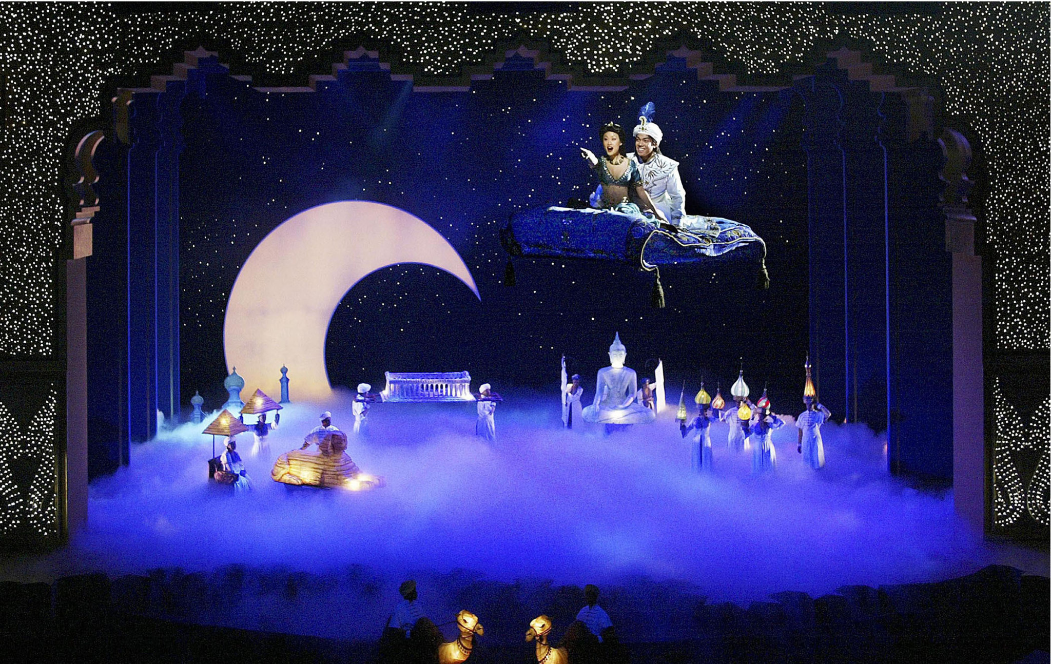 Aladdin Runs Out Of Wishes As Curtain Falls At Disney