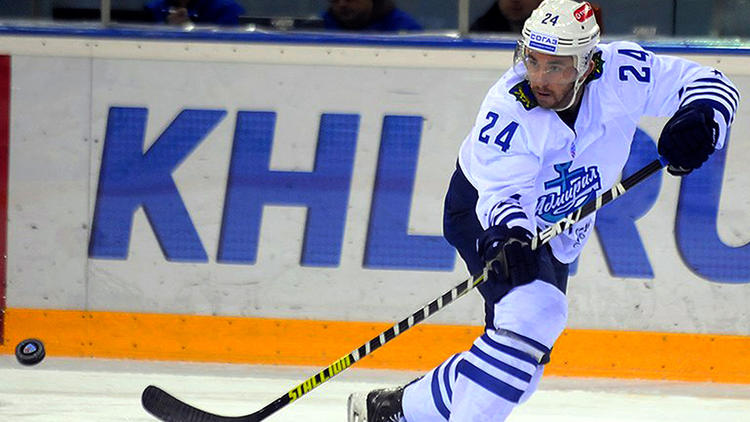 KHL: California's Jonathon Blum's Hockey Career Rejuvenates In Russia