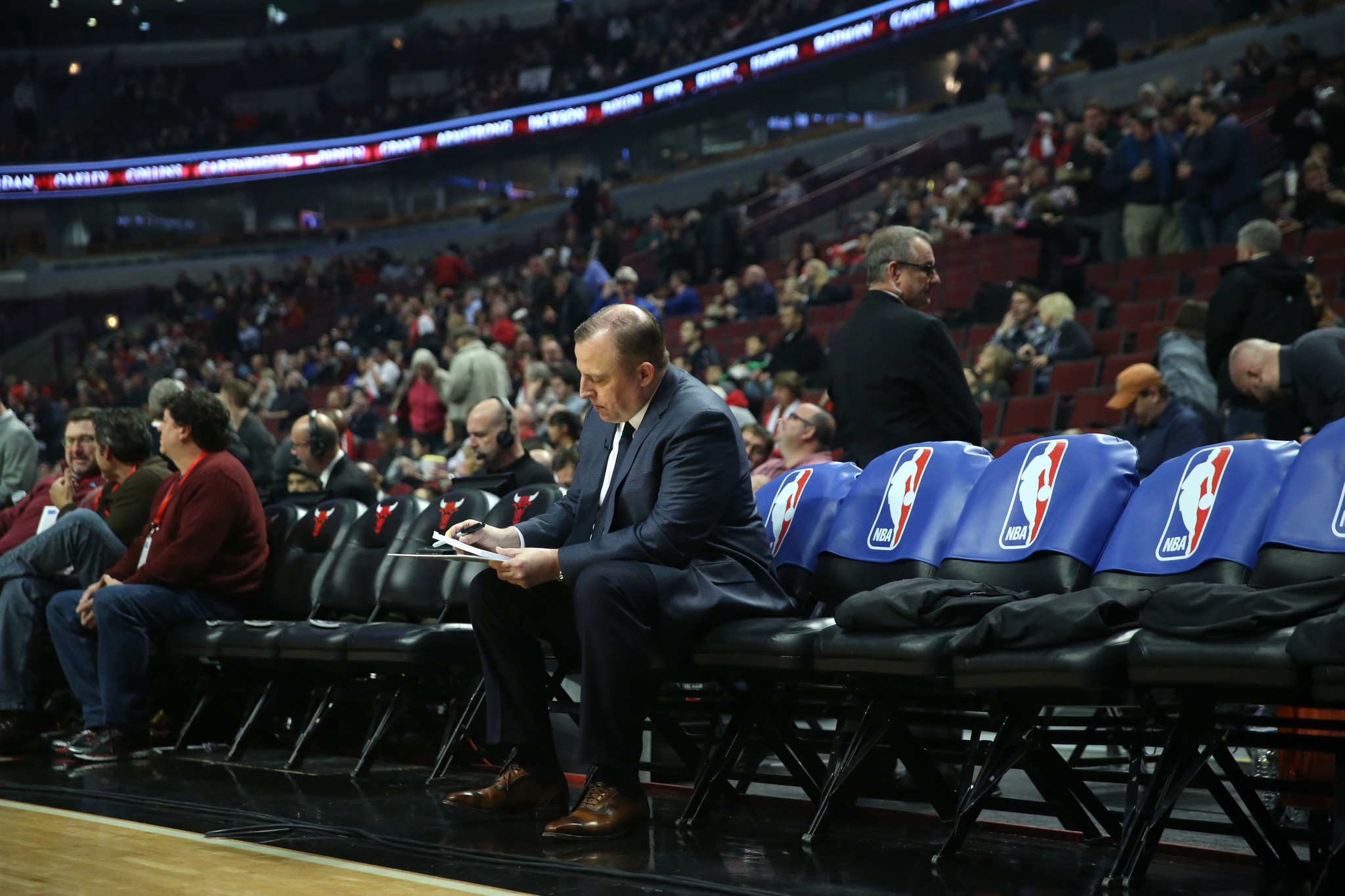 Bulls fire coach Tom Thibodeau