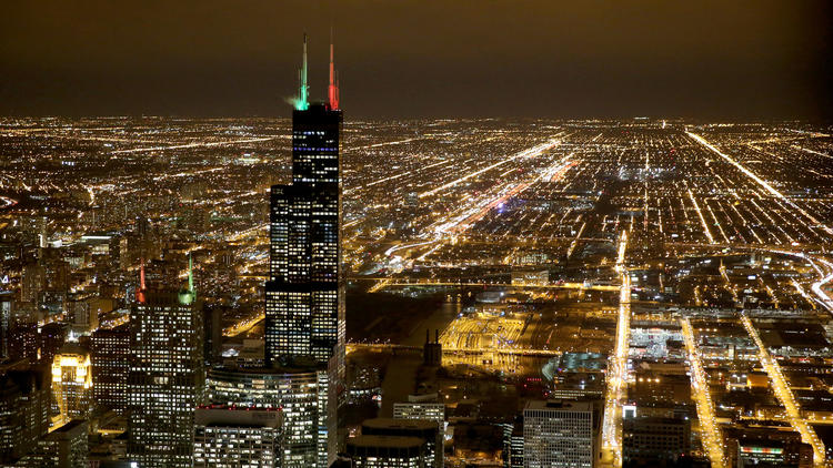Holiday tours with Chicago Helicopter Experience