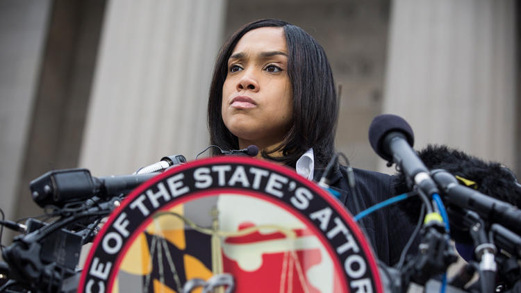 State's Attorney Marilyn J. Mosby