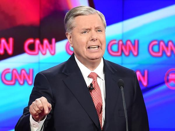 Lindsey Graham ends bid for GOP presidential nomination