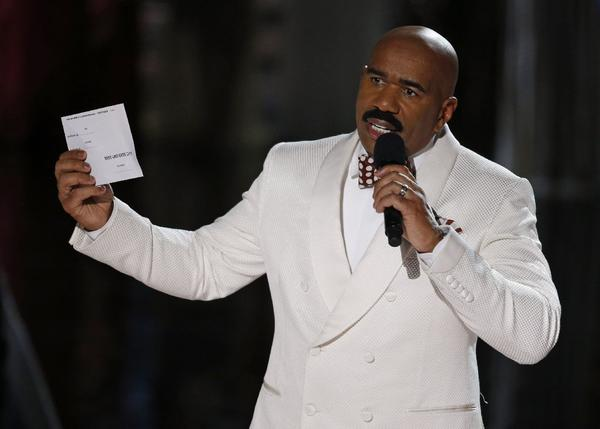 Steve Harvey's Miss Universe goof not as big as the pageant's mistake