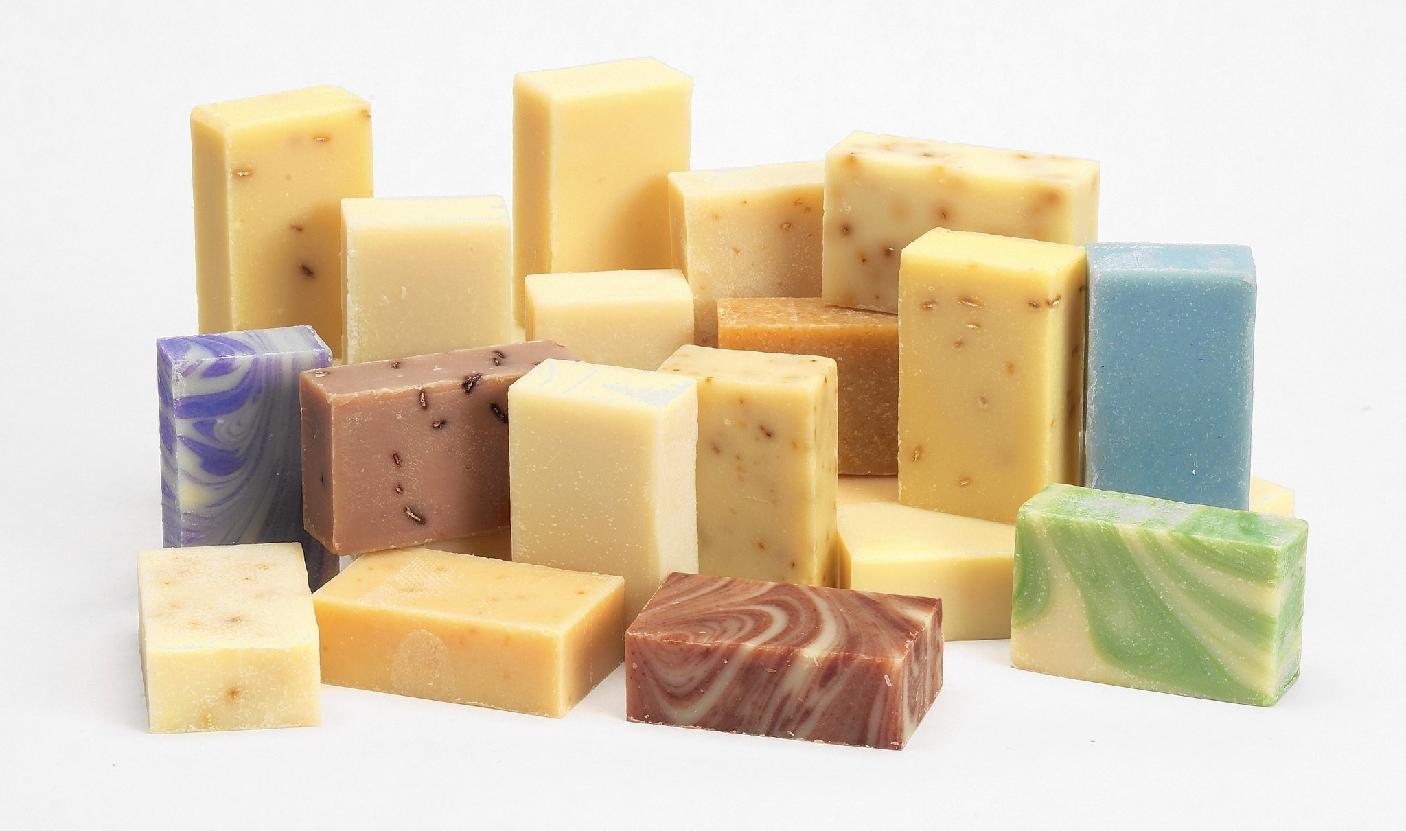 Splurge on fancy soap; you won't regret it