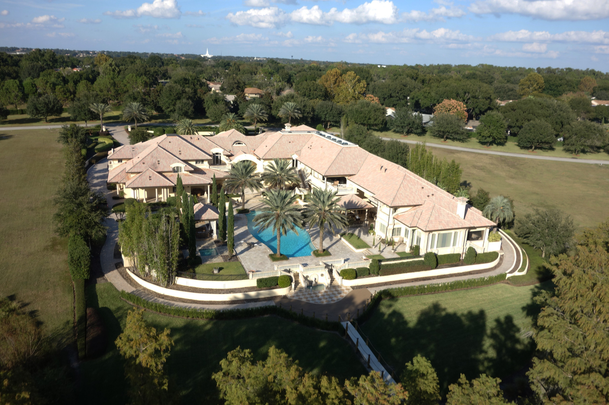 Central floridas most valuable mansions trend to winter park golden oak orlando sentinel