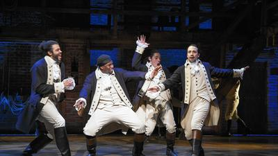 'Hamilton': The best of 2015