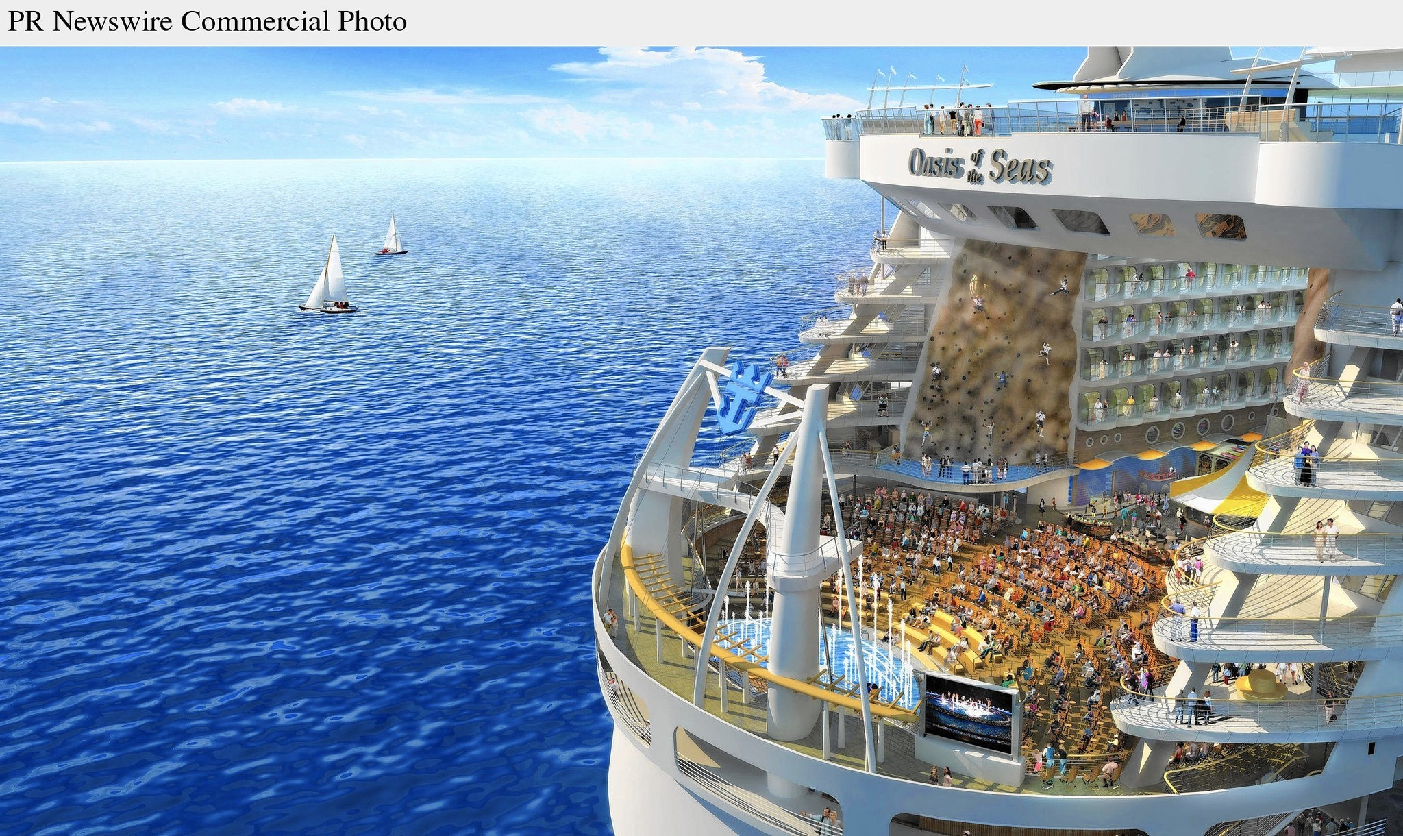 Worlds Major Cruise Ships Are Getting Bigger And Bigger - Cruise ship cost to build