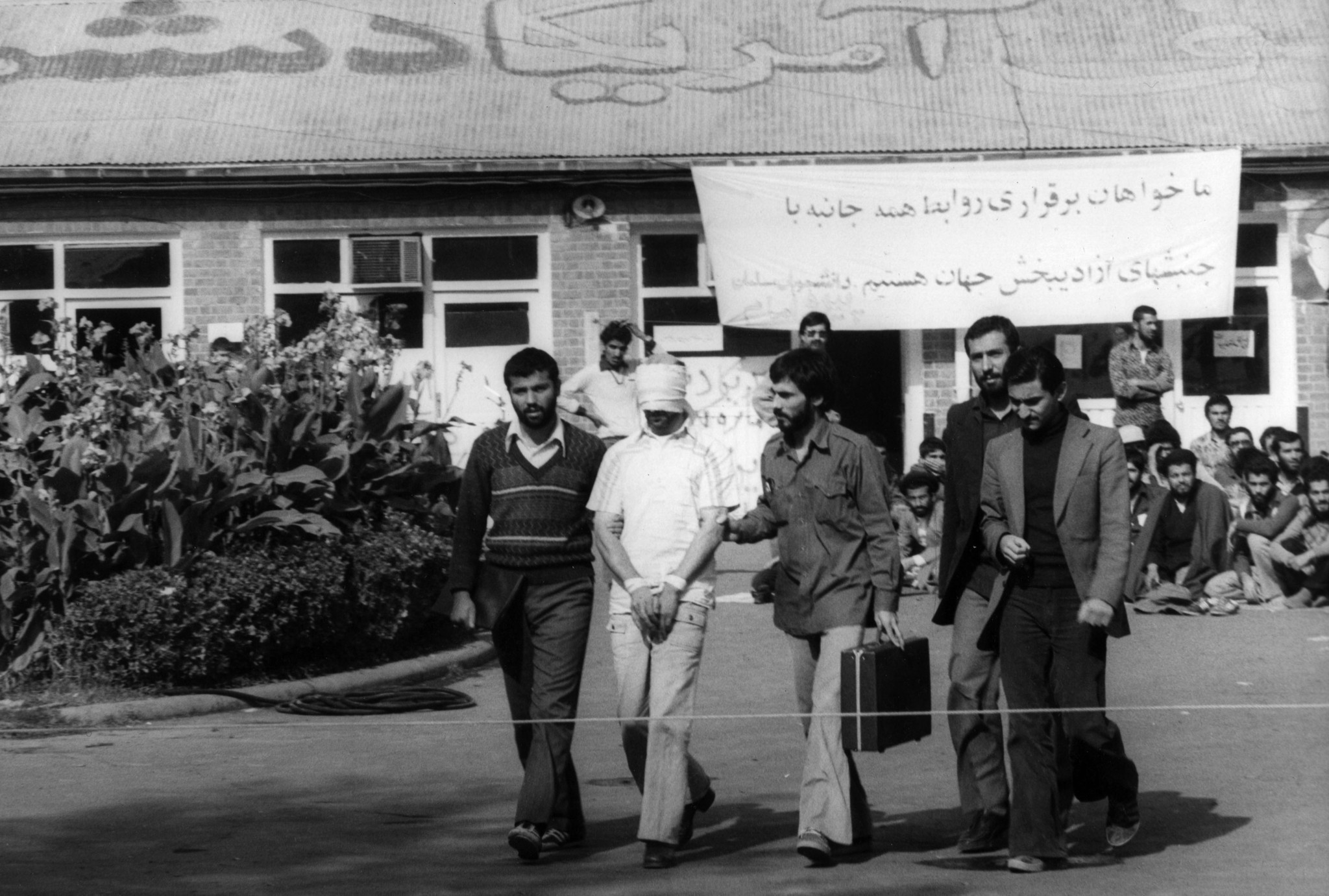 iran hostage crisis On november 4, 1979, an angry mob of young islamic revolutionaries overran the us embassy in tehran, taking more than 60 americans hostage from the moment the.