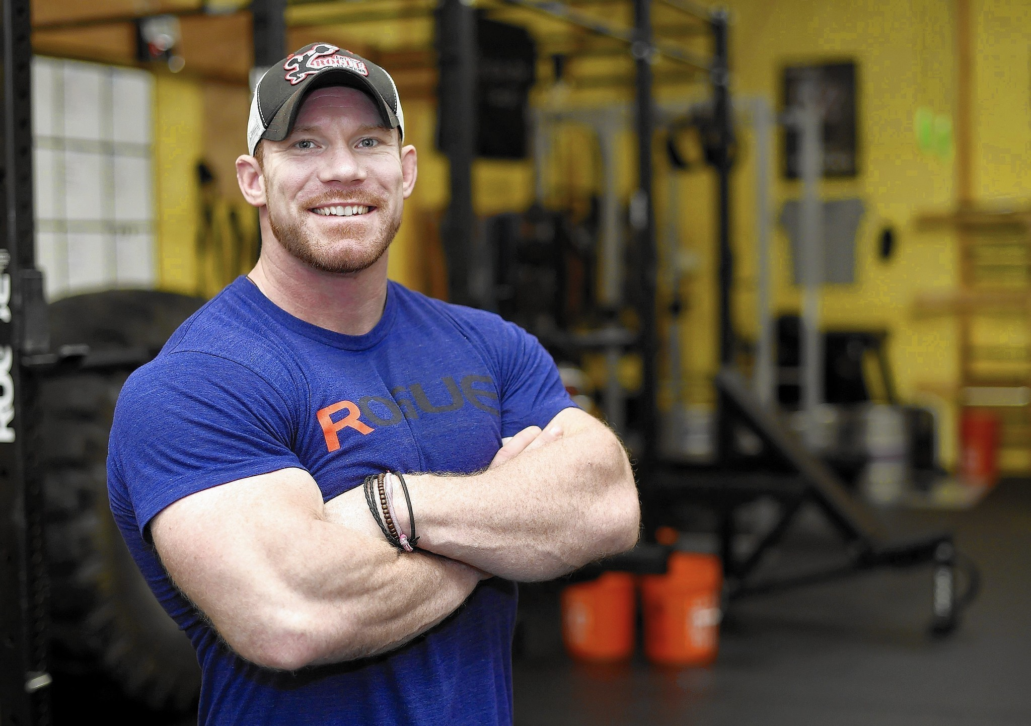 Maryland's Strongest Man: Back-to-back champ Alsruhe ...