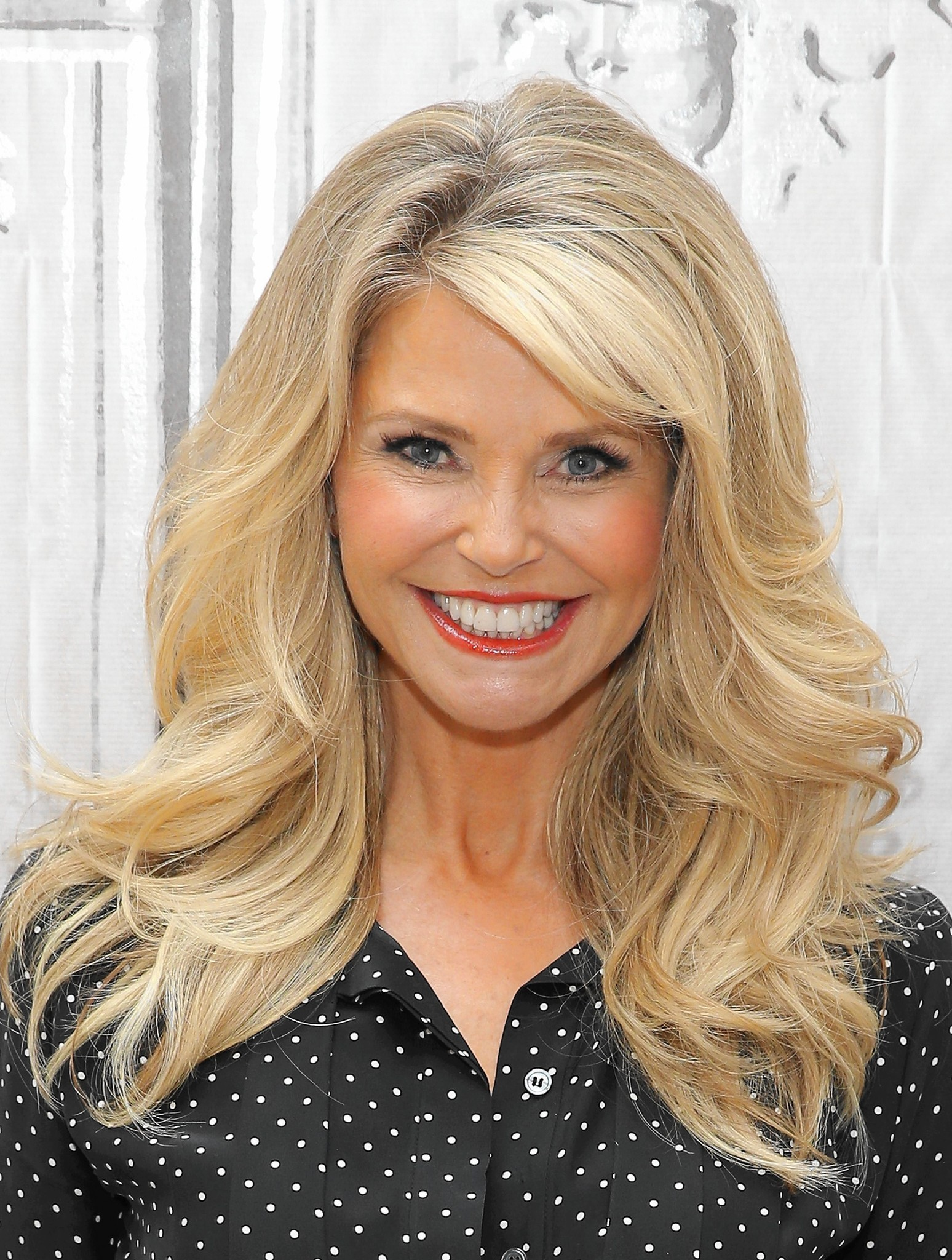 christie brinkley фото