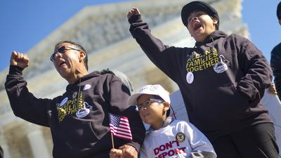Editorial: Why the Obama administration is right to deport migrants ordered to leave