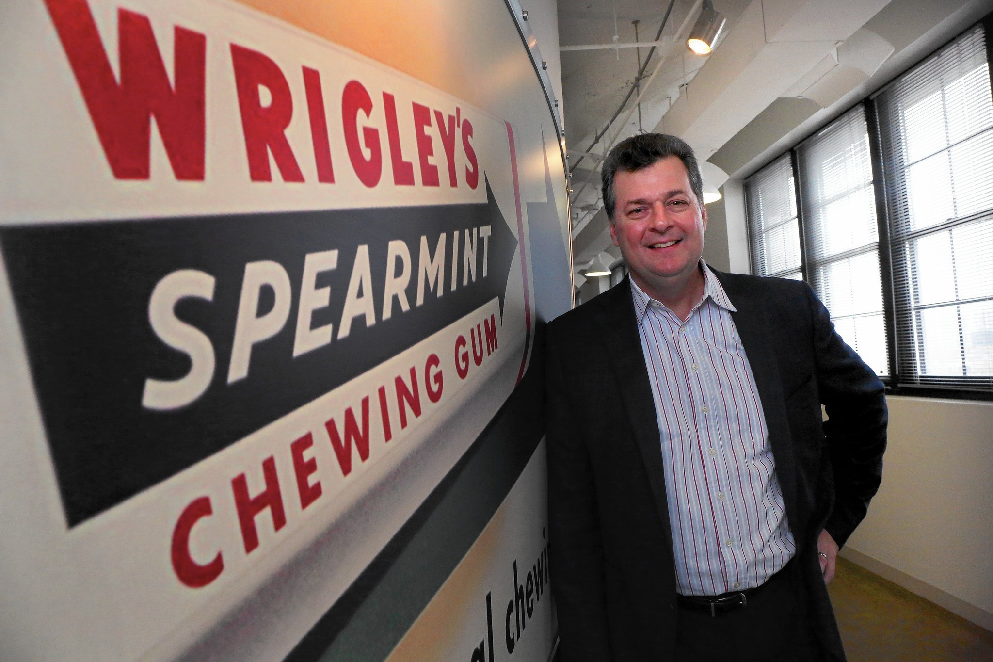 Wrigley's executive wants to add gum, mints to your online shopping list