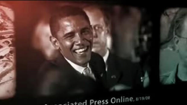 2008 GOP ads show racial bias against President Obama