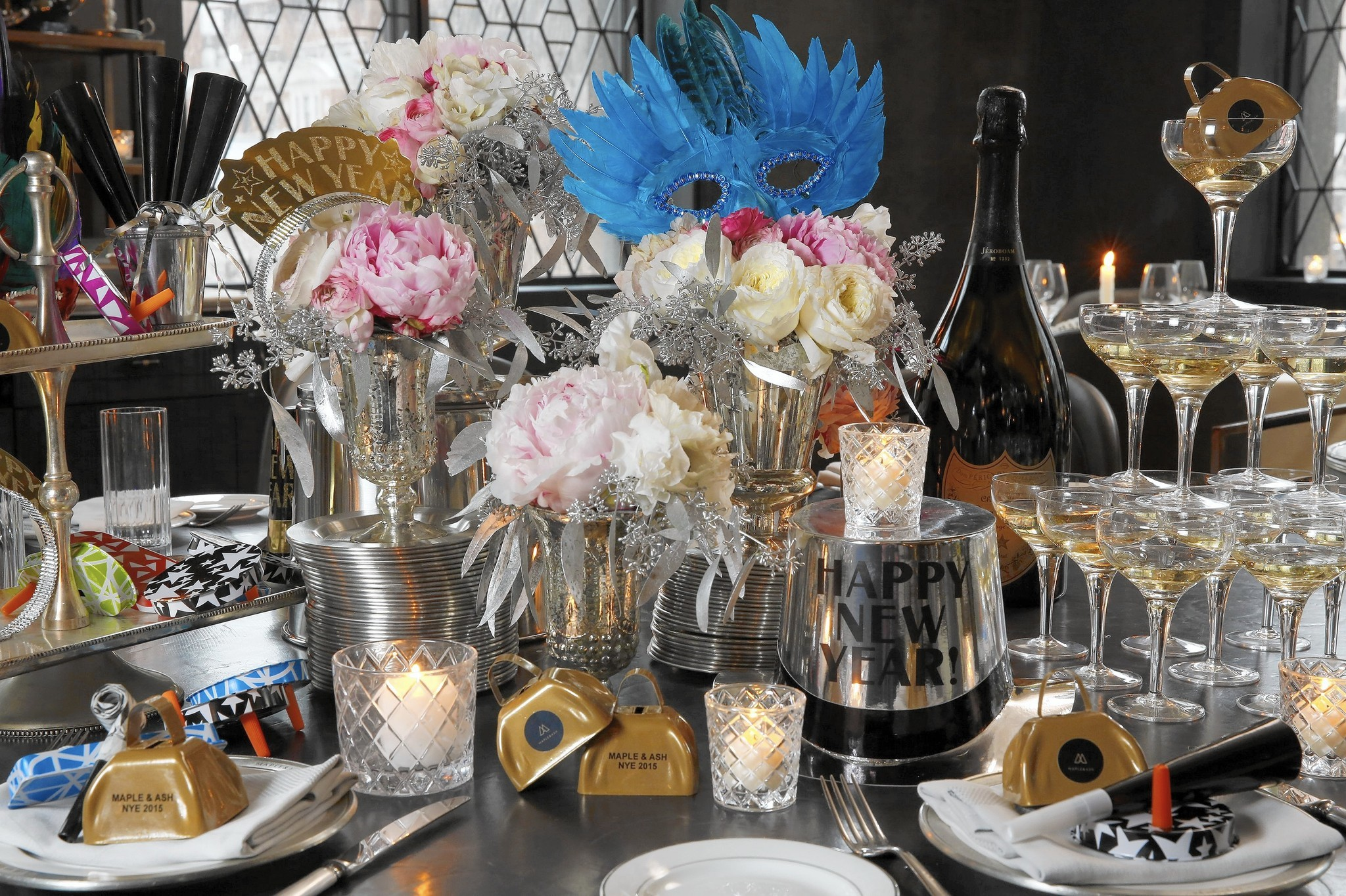 Save the table last minute new year 39 s eve reservations at for Table 52 new years eve