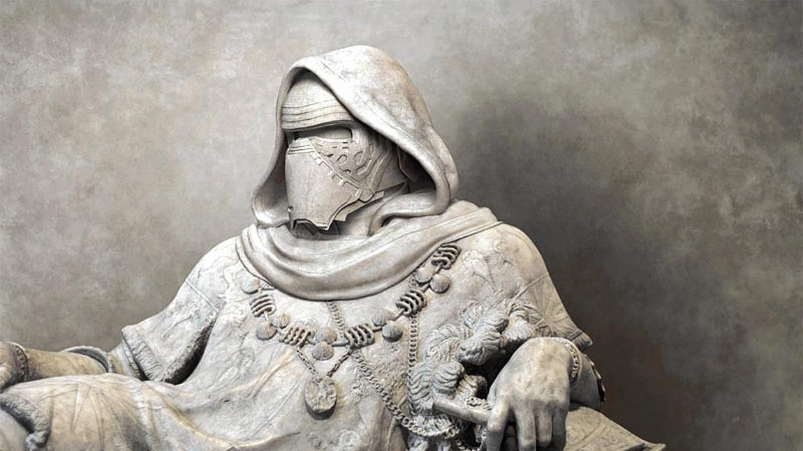 Statue from the tomb of Philippe Chabot