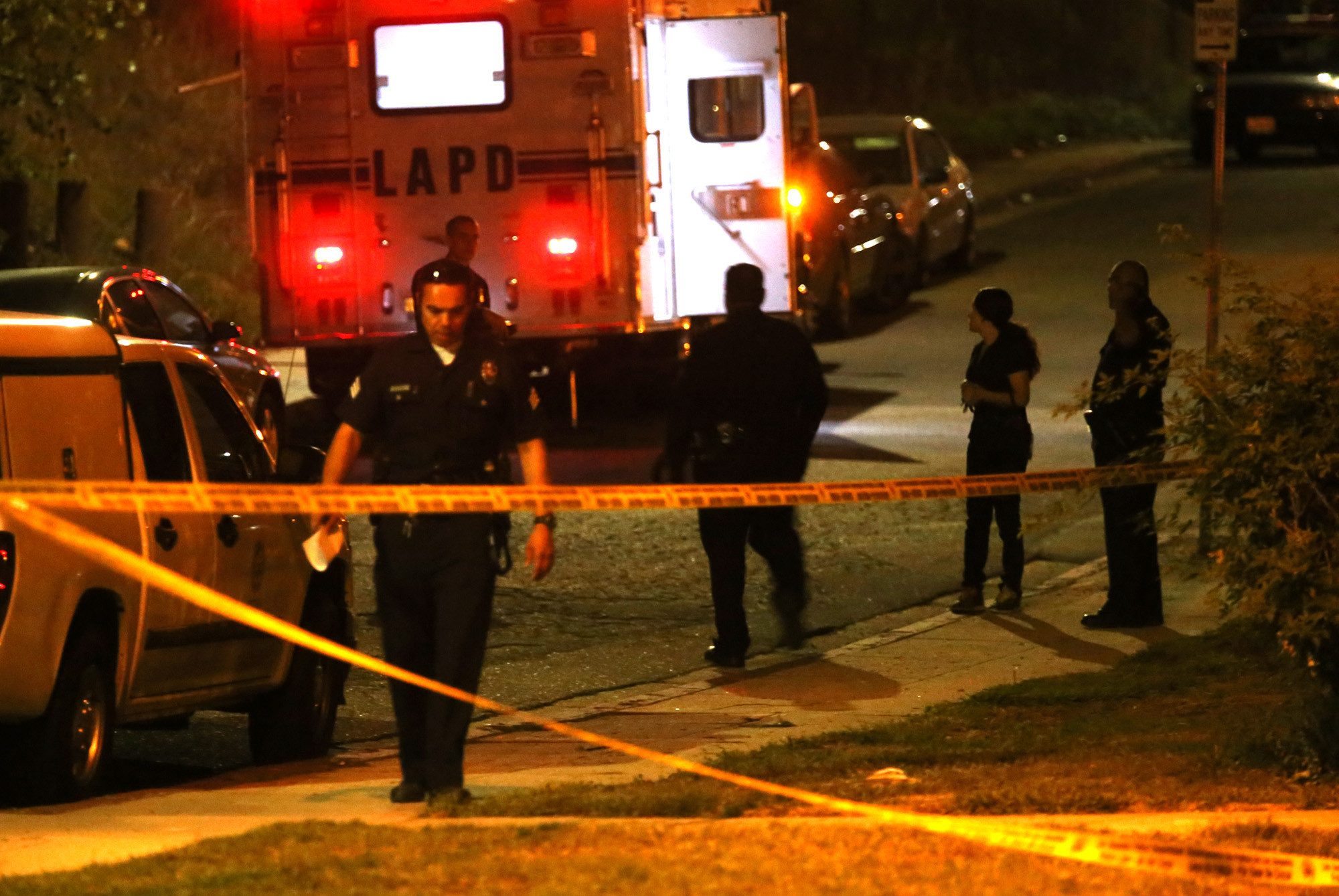Crime In Los Angeles Rose In All Categories In 2015, Lapd Says La Times  Crime