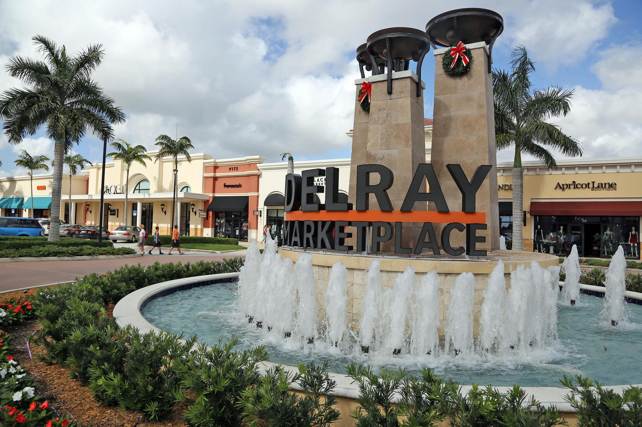 Marketplace Delray Beach Florida
