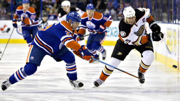 Ducks Get Two More Points With 1-0 Win Over Oilers