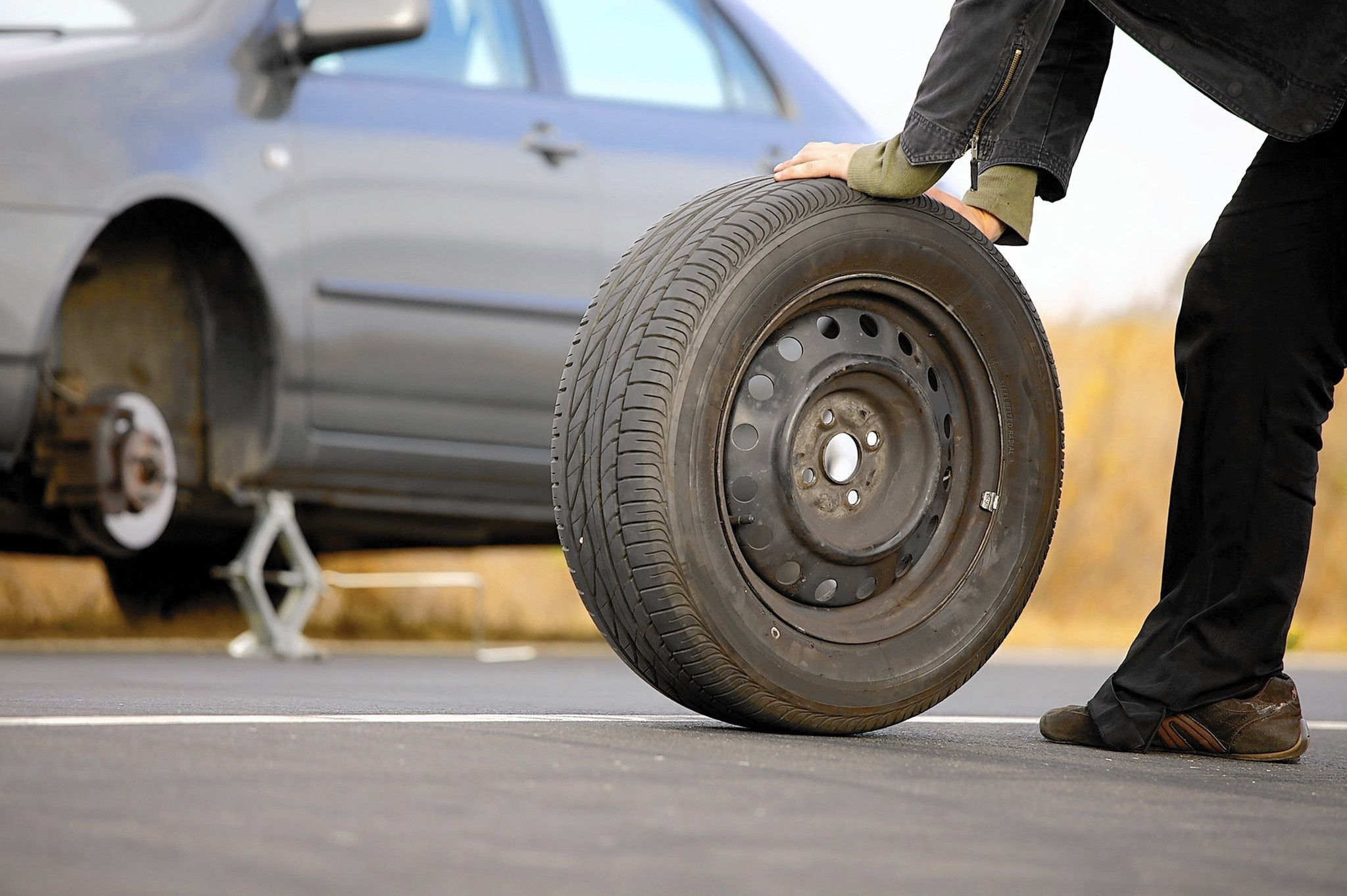 Spare Tires Become Obsolete With Tpms Technology Chicago